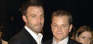 Matt and Ben get closer