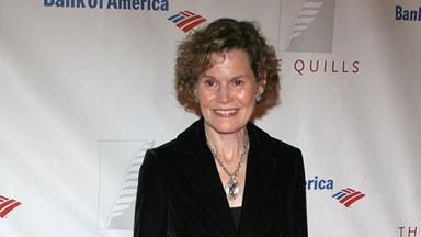Judy Blume opens up about breast cancer