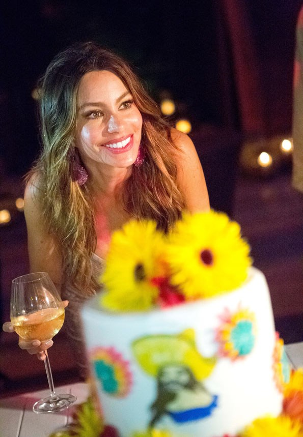 Sofia celebrated her 40th birthday earlier this year
