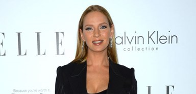 Uma Thurman reveals her daughter's name