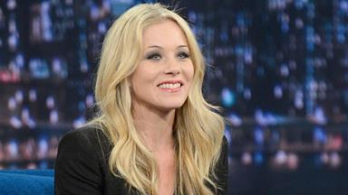 Christina Applegate's emotional collapse