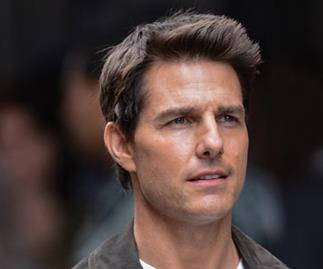 Tom Cruise gets dating advice from son