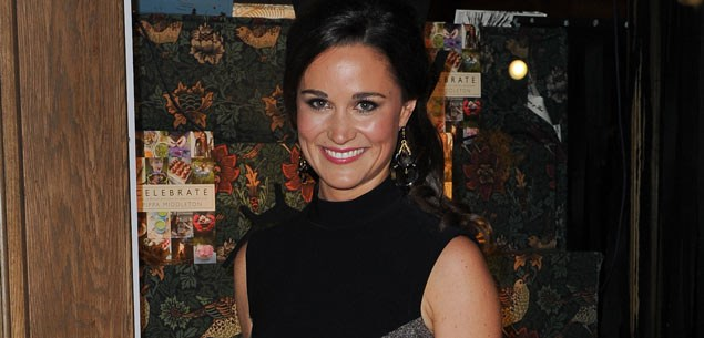 Disappointing sales for Pippa Middleton's new book