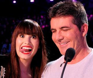 Will Simon Cowell fire Demi Lovato?