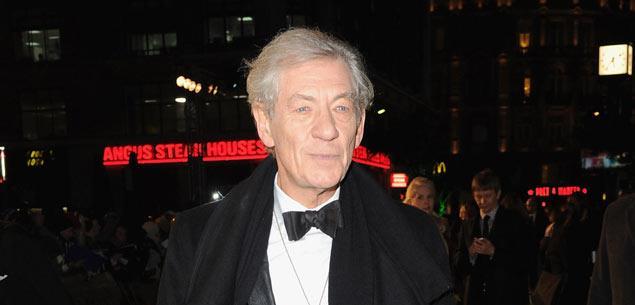 "Ian McKellen's bond with ""special dwarf"", The Hobbit: An Unexpected Journey, dwarfs, dwarves, actor, acting, celebrity, hot gossip, nz, new zealand woman's weekly"