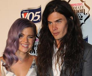 Kelly Osbourne secretly engaged