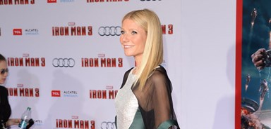 Gwyneth Paltrow admits to marriage troubles