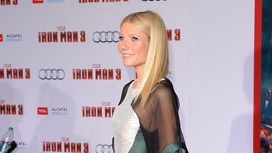 Gwyneth Paltrow admits to marriage troubles