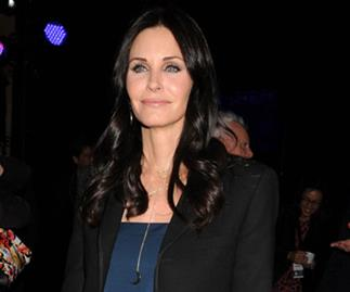 Courteney Cox officially dating co-star