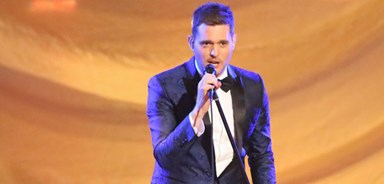 Michael Bublé talks about becoming a dad