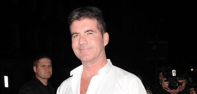 Simon Cowell to be a dad