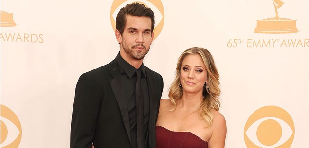 Kaley Cuoco to get hitched