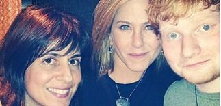 Jennifer Aniston's unusual friendship