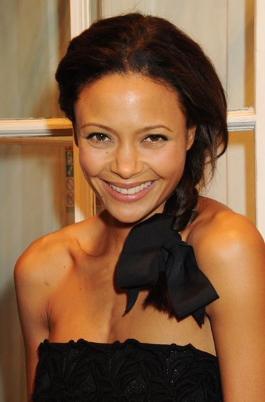 Thandie Newton: I hardly talk to my husband