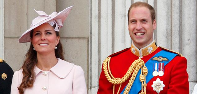 Kate wants to be around as much as possible for George, and also to support William.