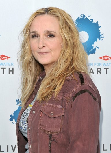 All the dirt on Melissa Etheridge