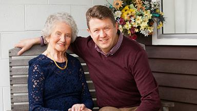 David Cunliffe: 'Mum's my inspiration'
