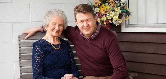 Barbara and David Cunliffe