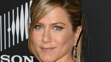 Jennifer Aniston on ageing gracefully