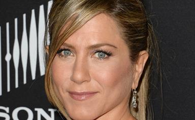 Jennifer Aniston on ageing gracefully