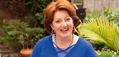Maggie Barry's secret to success