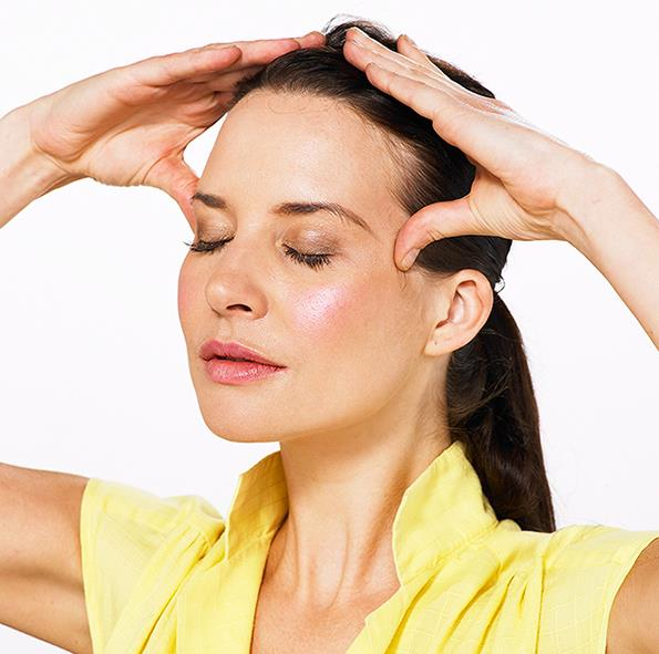Migraines symptoms include nausea, sensitivity to light and impaired vision.