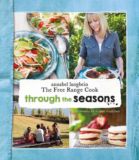 """Through the Seasons"", $59.95, is available at all good retailers from September 19, 2014."