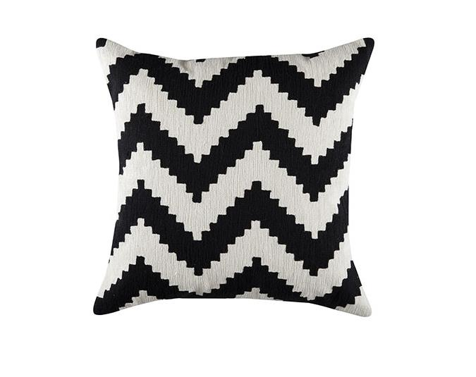 Freedom Zaiden Cushion in Black, $39.95.