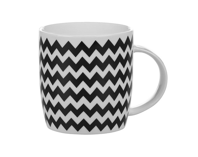 Farmers Haven Zig Zag Mug, $6.99.
