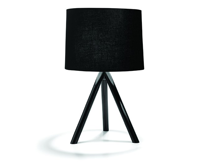 Kmart Tripod Lamp, $19.