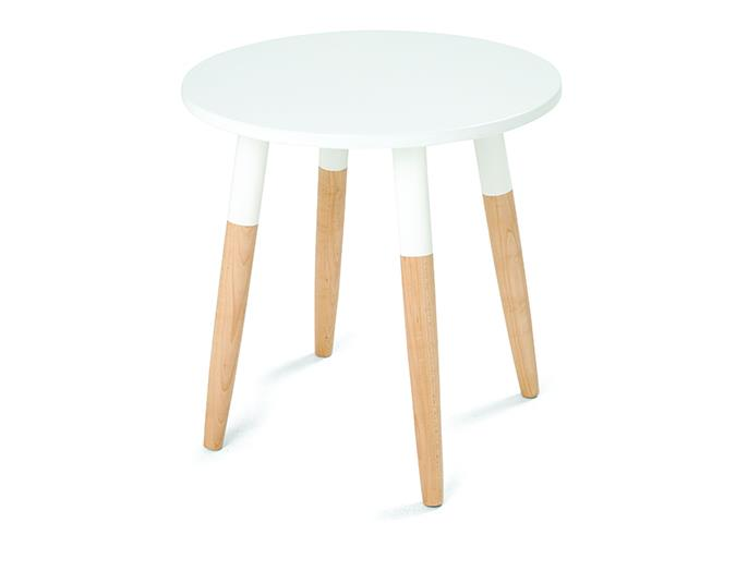 Kmart Two Tone Side Table, $35.