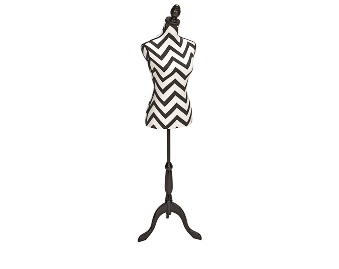 The Warehouse Urban Collection Mannequin in Chevron, $70.