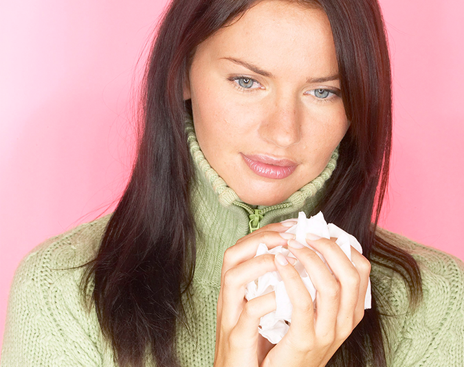 Ten things you didn't know about hay fever  7. Use nasal sprays before you develop hay fever symptoms. That way, the medication is already in your system when hay fever is triggered by pollen, and it is easier to keep the symptoms at bay.  Image: Paul Suesse/ bauersyndication.com.au