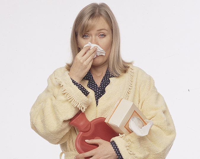 Ten things you didn't know about hay fever  2. You may be more likely to suffer from hay fever if you were born during pollen season (spring and summer), or if you were exposed to cigarette smoke as a baby.  Image: bauersyndication.com.au