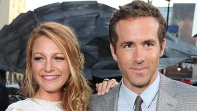 Blake Lively and Ryan Reynolds are expecting their first child