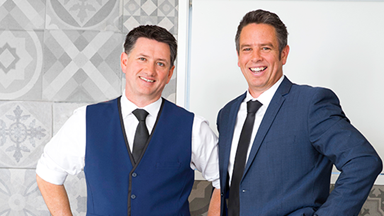 MKR NZ: 'Our year from hell spurred us on'