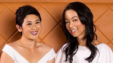 MKR's cuisine queens!