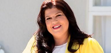 Urzila Carlson's Kiwi love story