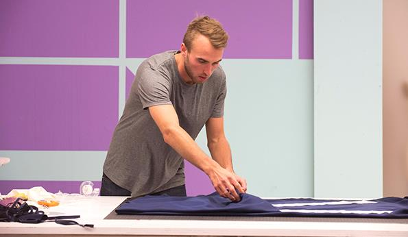 Follow Sean's Project Runway journey on Vibe, Thursdays at 9.30pm.