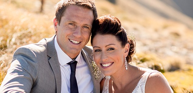 Ben and Katie Smith wedding