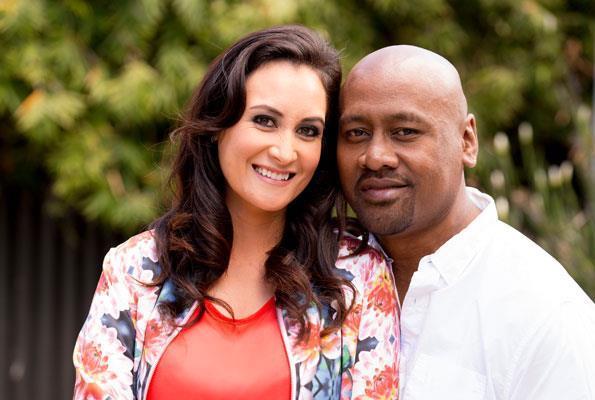 Jonah & Nadene Lomu make the perfect team!
