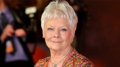 Dame Judi Dench's fear of being forgotten