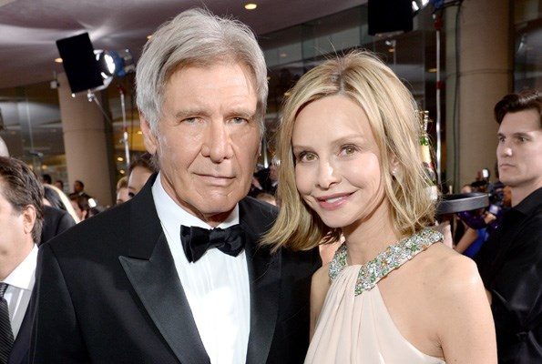 Harrison Ford's wife Calista Flockhart was deeply distressed to learn of her husband's accident.