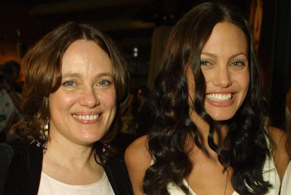 Angelina lost her mother Marcheline Bertrand to ovarian cancer in 2001.