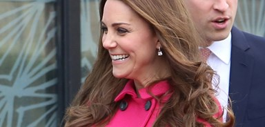 "Kate Middleton's ""sure it's a girl"""