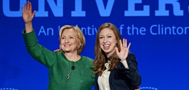 Hillary Clinton's push for the presidency