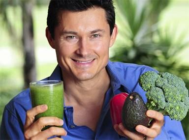 Expert advice on healthy eating