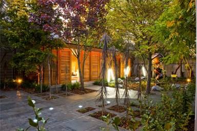 A garden to stimulate dyslexic minds