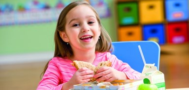 Food safety tips for your children's lunch
