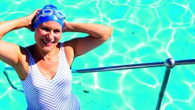 Swimming and lowering your blood pressure